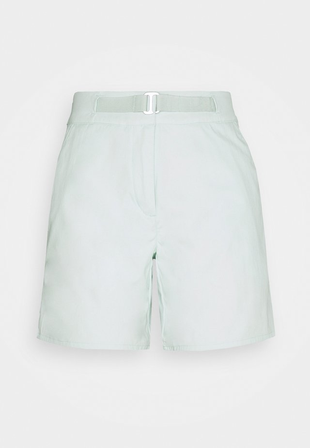 OUTRACK SHORTS - Broek - opal blue