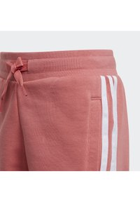 adidas Originals - TREFOIL HOODIE SET - Hoodie - hazy rose/white - 8