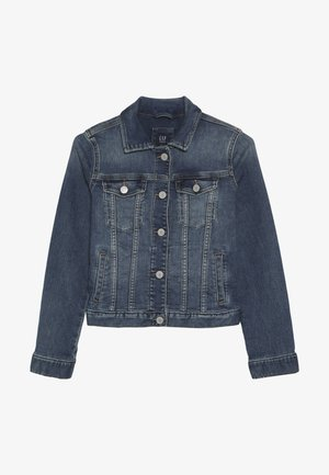 GIRLS ITEMS - Denim jacket - medium indigo