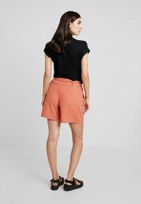 9Fashion - NATALLY - Shorts - brick orange - 2