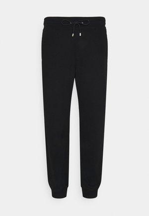 BIG TALL - Pantaloni sportivi - black