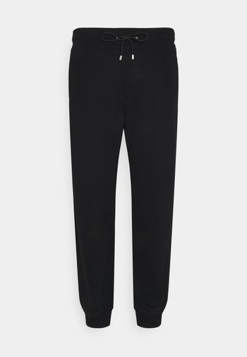 BIG TALL - Teplákové kalhoty - black