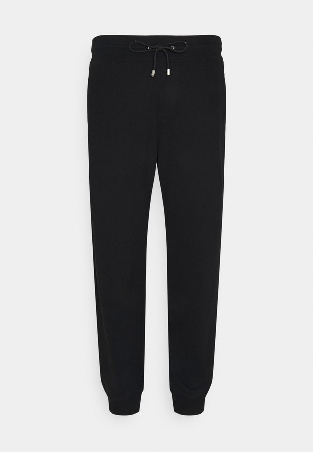 BIG TALL - Pantalon de survêtement - black