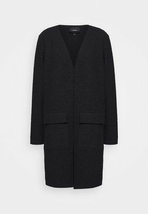 NICORANI - Klasický kabát - black