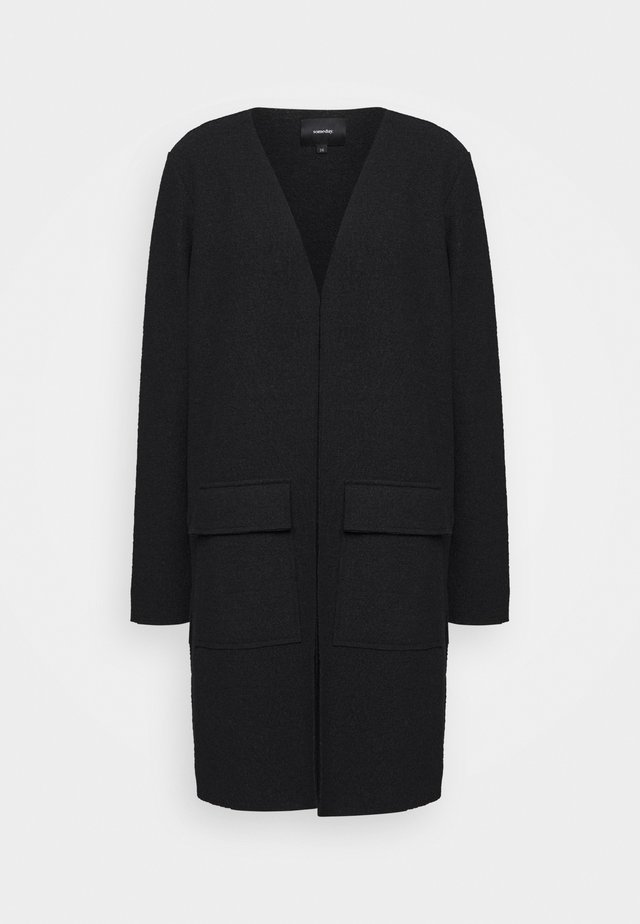 NICORANI - Classic coat - black