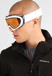 Uvex - COMANCHE - Ski goggles - white - 0