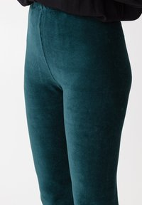 Indiska - Leggings - Trousers - petrol - 4