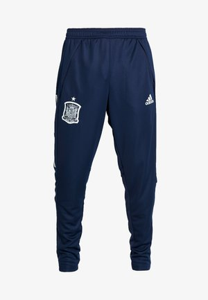 SPAIN FEF TRAINING PANT - Pantalon de survêtement - collegiate navy