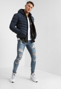 Brave Soul - MJK GRANTPLAIN - Winter jacket - navy - 1