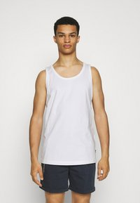 Only & Sons - ONSPIECE RELAXED TANK - Top - bright white - 0