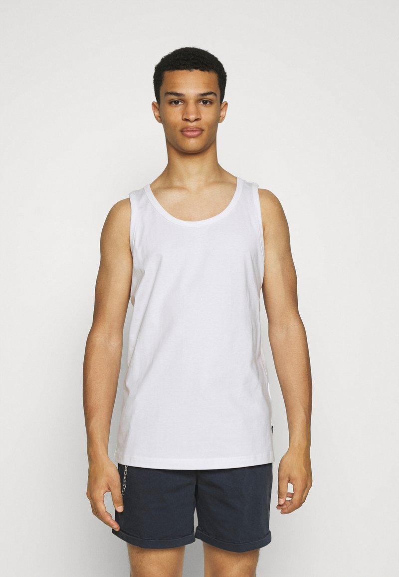 Only & Sons - ONSPIECE RELAXED TANK - Top - bright white