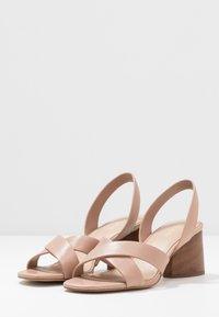 ALDO - CARINE - Sandals - bone - 4