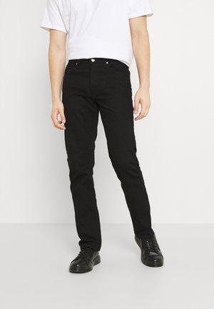 BROOKLYN STRAIGHT - Jeans a sigaretta - clean black