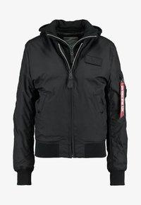 Alpha Industries - Light jacket - black - 5