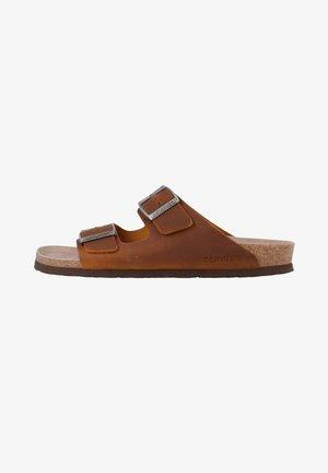 HAWAII - Sandals - braun