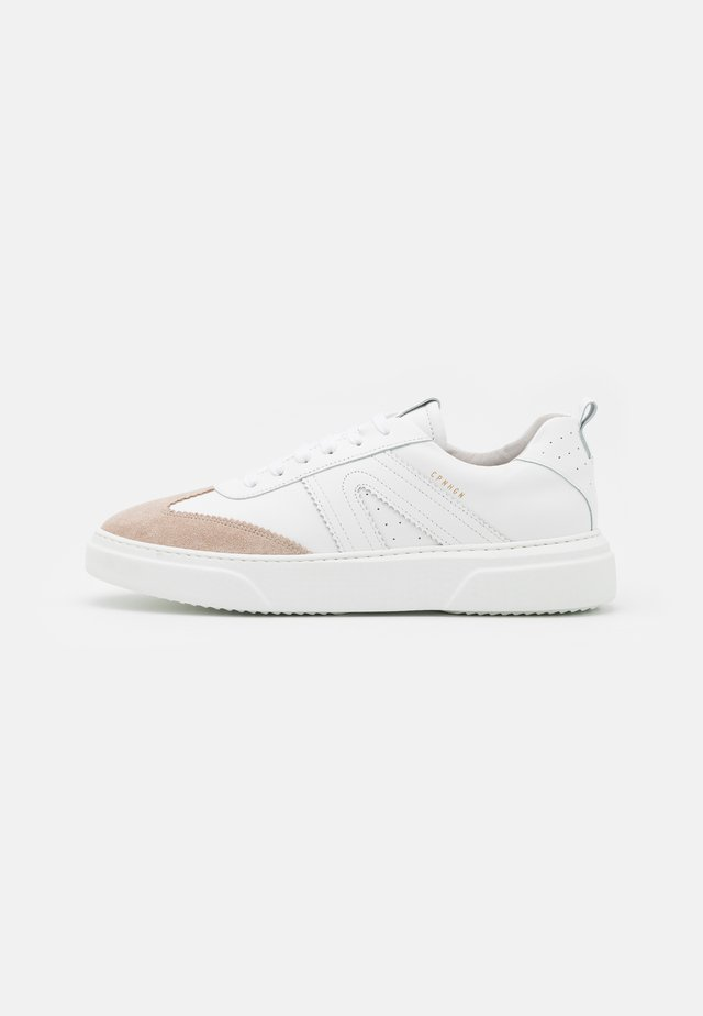 CPH103M - Baskets basses - white/nature