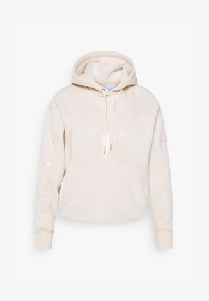 ECO HOODIE - Sweat à capuche - soft cream