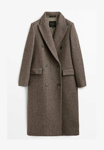 Classic coat - brown