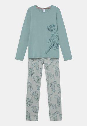 Pyjama set - blue surf