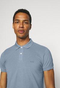 Esprit - Polo shirt - grey-blue - 4
