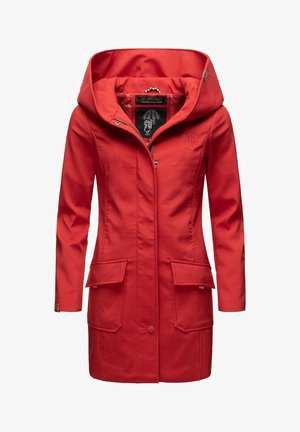 MAYLEEN - Winter coat - light red