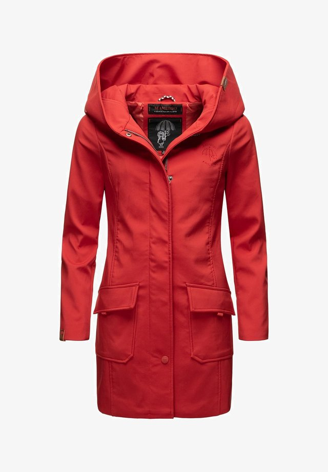 MAYLEEN - Winter coat - light red
