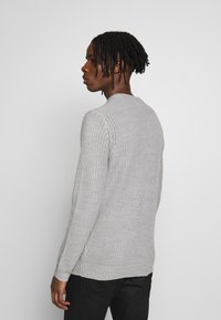 Brave Soul - Jumper - grey - 2
