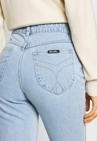 Rolla's - ORIGINAL - Straight leg jeans - light-blue denim - 5