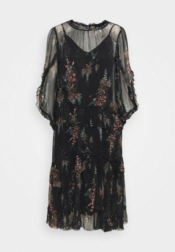 MACEY MELISMA DRESS - Day dress - black