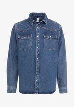 PABLO - Overhemd - stone blue