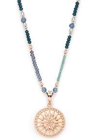 Leonardo - NATALINA  - Necklace - blau - 2