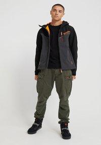 Superdry - Light jacket - charcoal marl - 0