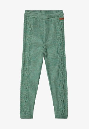Leggings - Trousers - green bay