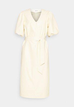 FAITH DRESS - Denní šaty - beige