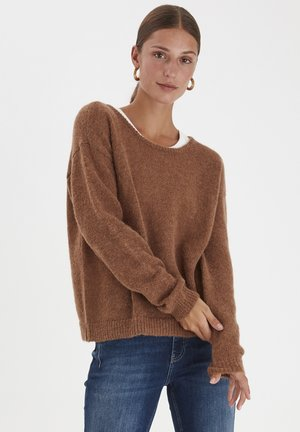 PXIRIS SPECIAL FAIR OFFER - Jumper - bison