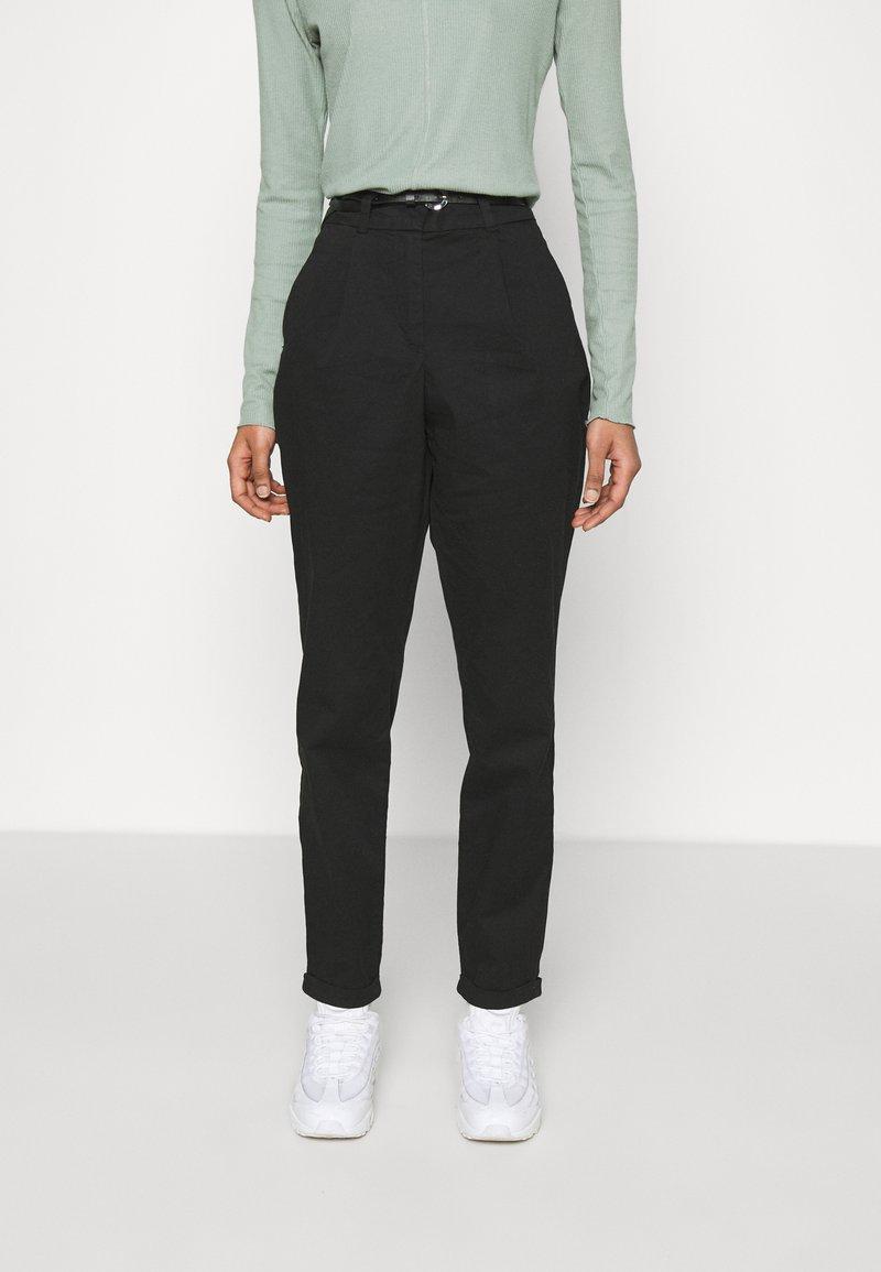 Vero Moda - VMMASIE PANT - Chinot - black