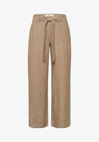 BRAX - STYLE MAINE - Trousers - toffee - 5