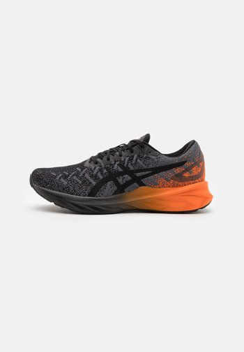 DYNABLAST - Neutral running shoes - black/marigold orange