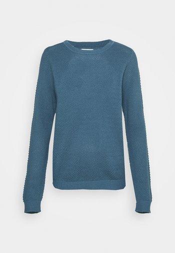VICHASSA - Pullover - captains blue
