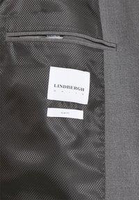 Lindbergh - PLAIN MENS SUIT - Puku - grey mix - 10