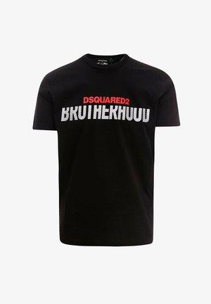 BROTHERHOOD - T-shirt med print - nero