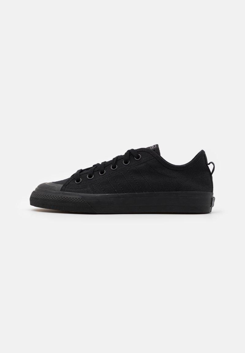 adidas Originals - NIZZA UNISEX  - Trainers - core black