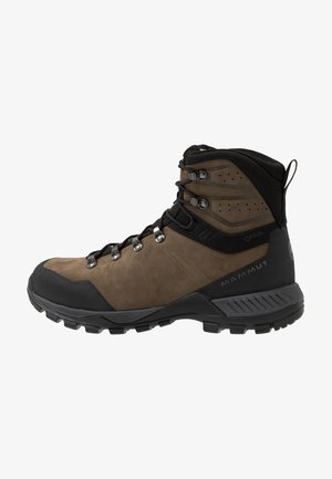 MERCURY TOUR II HIGH GTX MEN - Hiking shoes - bark/black