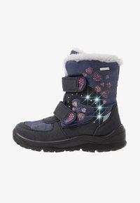 Lurchi - KIMMI-SYMPATEX - Winter boots - atlantic/fuchsia - 0