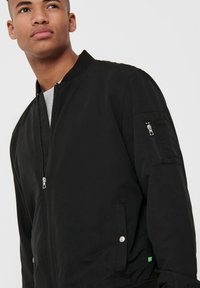 Only & Sons - ONSJACK  - Giubbotto Bomber - black - 4