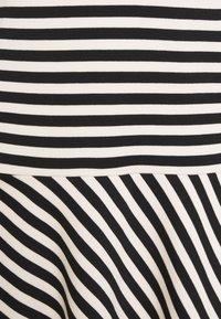 InWear - HUBERTIW DRESS - Day dress - black / french nougat - 2