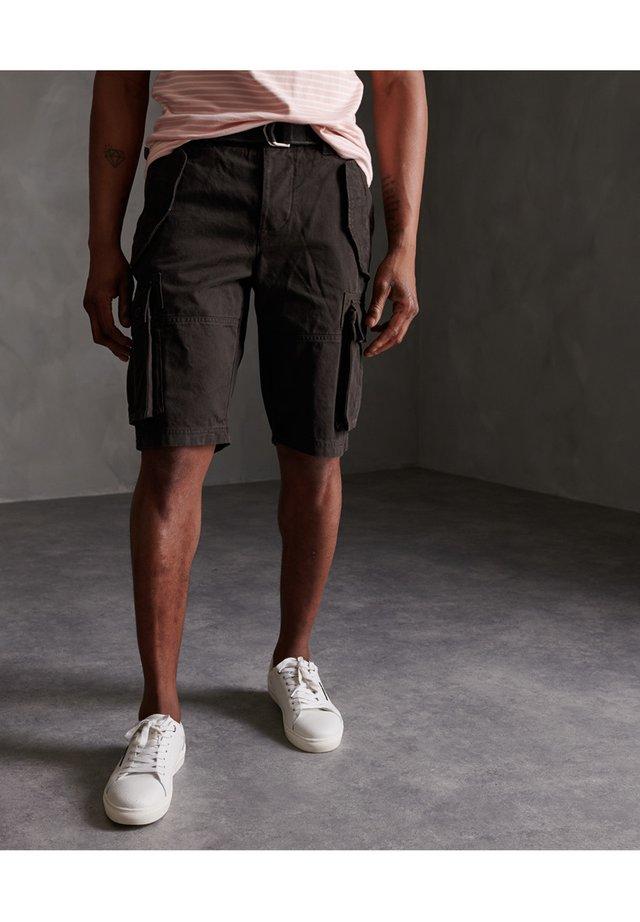 Shorts - bitter black