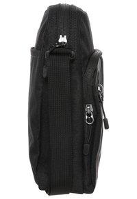Nike Sportswear - Taška spříčným popruhem - black - 2