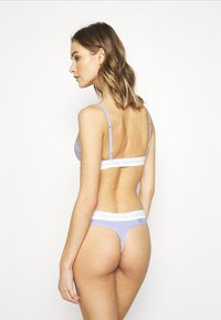 Calvin Klein Underwear - ONE UNLINED - Triangel BH - amethyst cream - 2