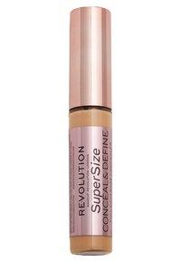 Make up Revolution - CONCEAL & DEFINE SUPERSIZE CONCEALER - Concealer - c12 - 1